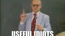 """Gli """"utili idioti"""" del tiranno"""