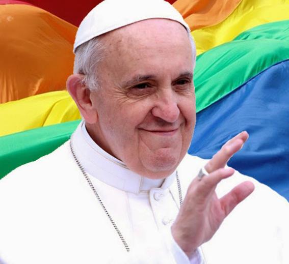 Arcigay scrive a Mons. Lambiasi: 'W la rivoluzione bergogliana', 'Grazie a Bergoglio che ha incontrato sposi gay'