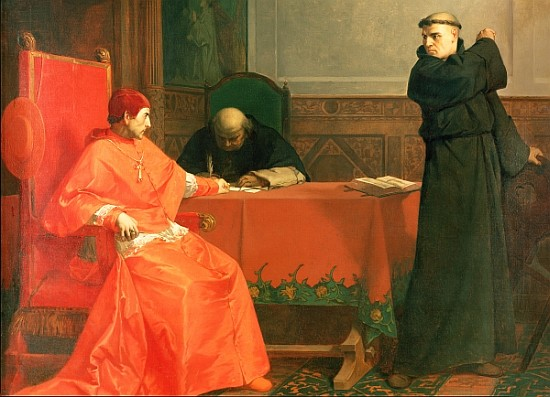 [GLORIE DEL CARDINALATO] S.E.R. Cardinale Tommaso de Vio, detto Caietano (1469-1534)