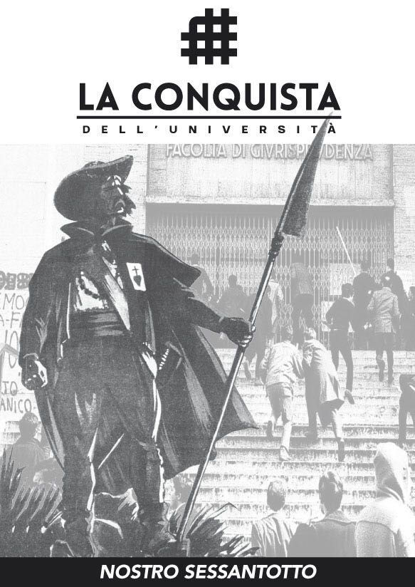 """[DA SENTIRE] Presentazione del giornale """"La conquista dell'Università"""""""