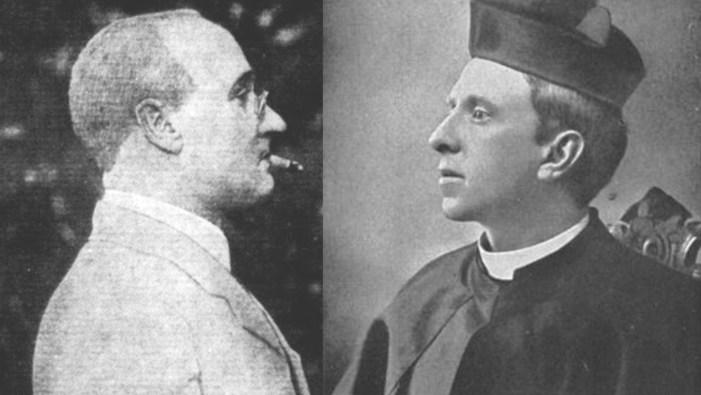 """Da """"Adriano VII"""" al """"Padrone del mondo"""": Baron Corvo e mons. R. H. Benson contro il socialismo laico"""