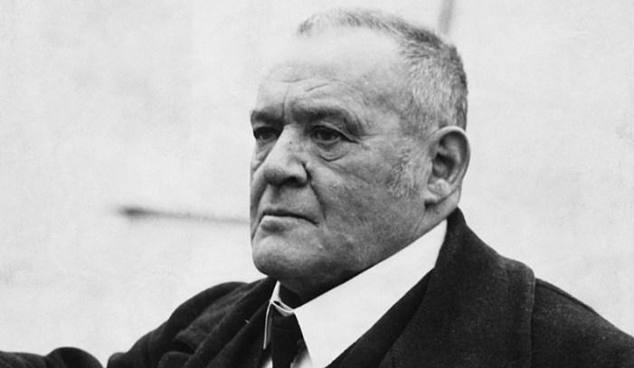 Hilaire Belloc: la lotta era il suo destino, e non l'amava…