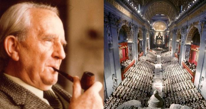 J. R. R. Tolkien, San Pio X e il Concilio Vaticano II