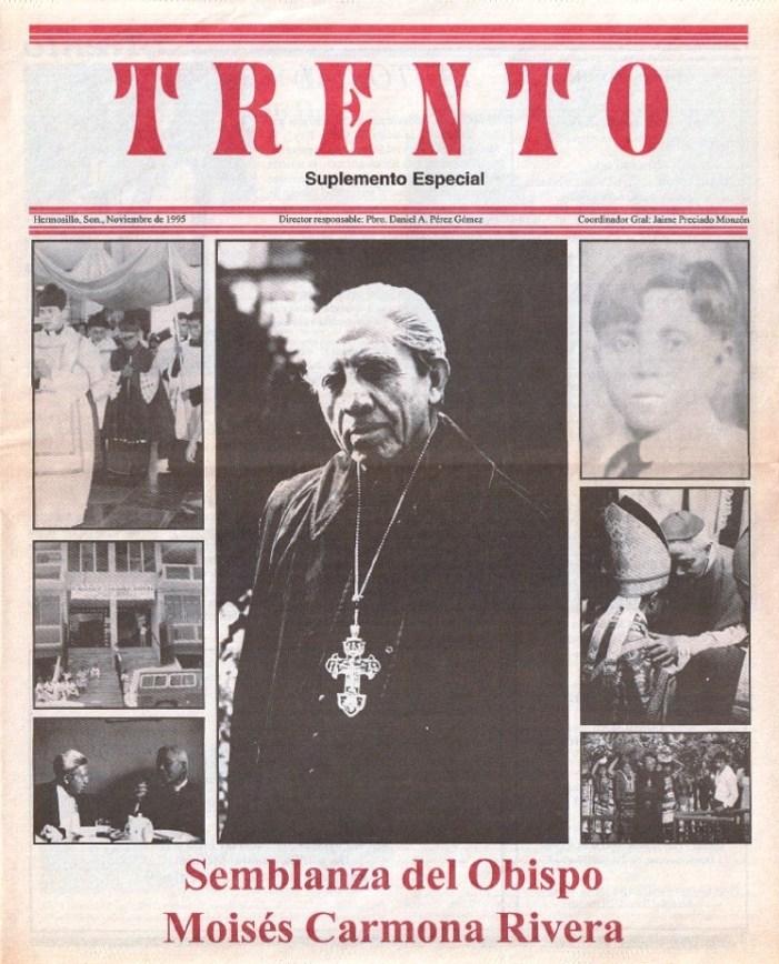 [DIFUNDE TU FE CATOLICA] Un recuerdo del obispo Moisès Carmona Rivera (1912-1991)