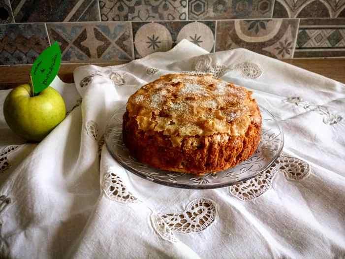 [SPADAKITCHEN] La torta di mele al Vov