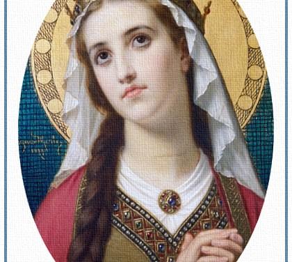 [DIFUNDE TU FE CATOLICA] Santa Isabel, Reina de Hungria