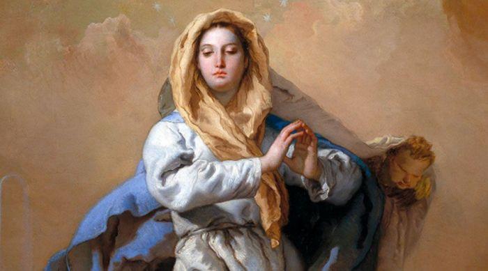 [DIFUNDE TU FE CATOLICA] Novena a la Inmaculada Concepción de María Nuestra Señora, Patrona de España. Día 1