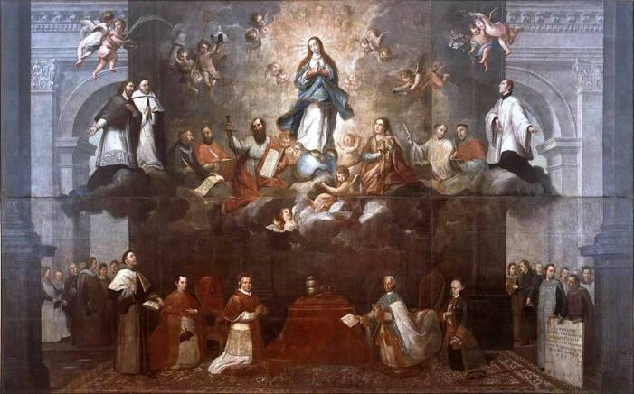 [DIFUNDE TU FE CATOLICA] LA INMACULADA CONCEPCIÓN DE MARÍA NUESTRA SEÑORA