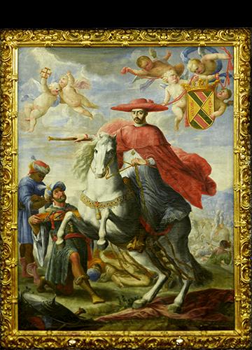 [GLORIE DEL CARDINALATO] S.E.R. Cardinale Pedro González de Mendoza (1428-1495)