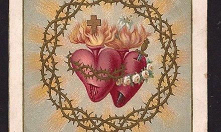 [DIFUNDE TU FE CATOLICA] EL MEJOR PROPÓSITO PARA EL 2019: La Consagración personal a los Sagrados Corazones de Jesús y de María