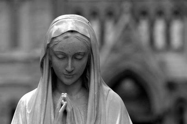 """[DIFUNDE TU FE CATOLICA]  Aniversario de la Aparición de la Virgen de Banneux (Bélgica) """"la Madre de los Pobres"""""""