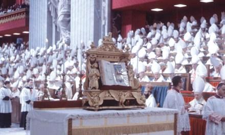 """""""La Chiesa Cattolica Romana è il Corpo Mistico di Cristo"""" (cit. il Vaticano II come avrebbe dovuto essere e non fu)"""