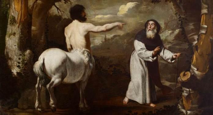[DIFUNDE TU FE CATOLICA] San Antonio Abad, ejemplo de renuncia al mundo