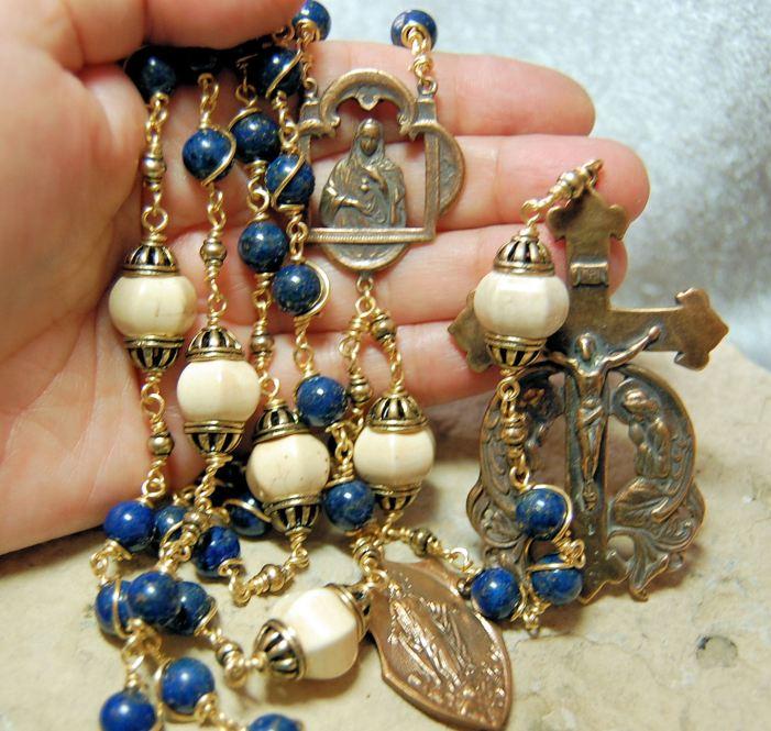Il segreto ammirabile del Santo Rosario, di San L. M. G. de Monfort (seconda decina)