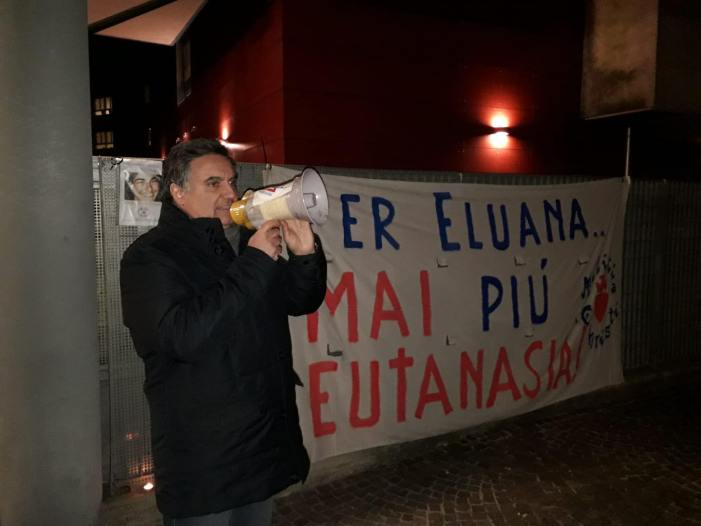 """Militia Christi a La Quiete di Udine per i dieci anni dalla morte di Eluana Englaro: """"mai più eutanasia"""""""