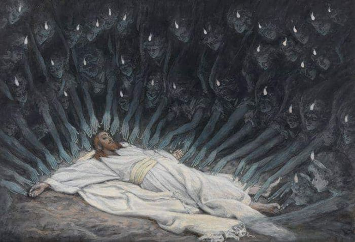 Perché Gesù digiunò 40 giorni? Ce lo spiega sant'Agostino.
