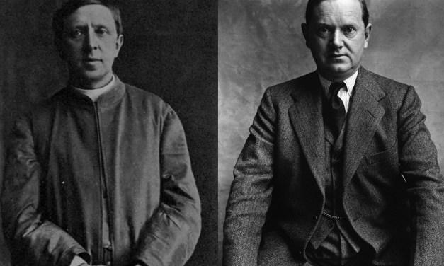 L'eccentrico monsignore e l'aristocratico snob: quanto di Robert Hugh Benson vi è nell'opera di Evelyn Waugh