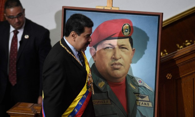 Due parole intorno al Venezuela