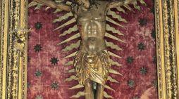 Il Crocifisso che salvò Roma dalla peste.