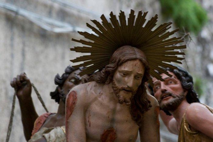 """[DIFUNDE TU FE CATOLICA] LAS ALMAS INGRATAS Y CIEGAS, ME ATAN Y ME LLEVAN A LA MUERTE. Primera Reflexión para el Miércoles Santo, tomada de """"Un Llamamiento al Amor"""""""