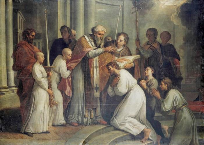"""Il sabato """"in albis"""" nel commento storico-liturgico del Cardinale Schuster"""