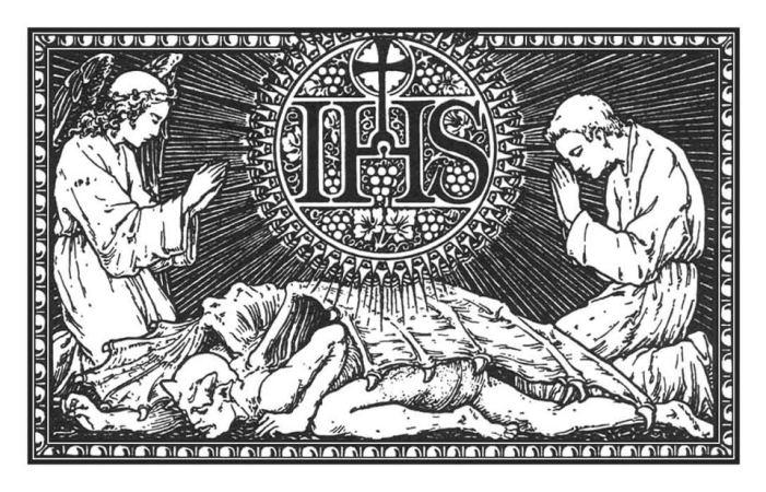 [DIFUNDE TU FE CATOLICA] SAN BERNARDINO DE SIENA, Apóstol del Santo Nombre de Jesús