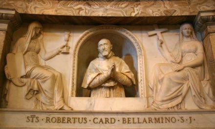 San Roberto Bellarmino: 'Ce ne ridiamo di tutti gli eretici!'