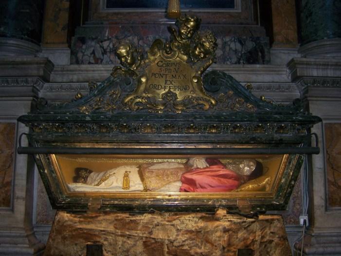 """""""Guardava con lieto viso la sua dissoluzione"""". Il beato transito di san Pio V raccontato da von Pastor"""