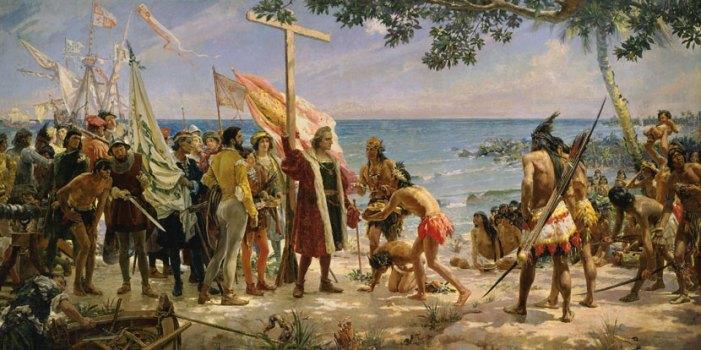"""""""Colombo è uomo nostro"""". La  'Quarto abeunte saeculo' di Leone XIII"""