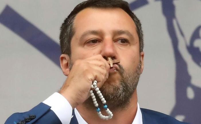 L'intuizione controrivoluzionaria di Salvini