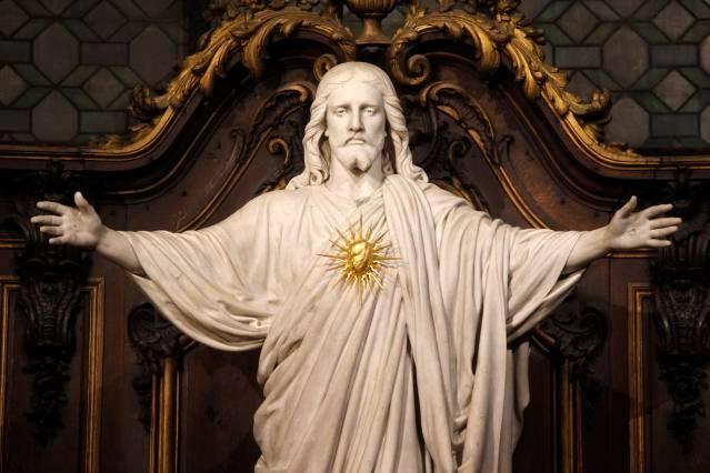 [DIFUNDE TU FE CATOLICA]  MES DEL SAGRADO CORAZÓN DE JESÚS. DÍA 3: Día de la Reparación