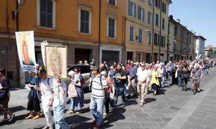 15 giugno: processione di riparazione anche per il Vicenza Pride