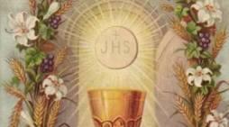 [DIFUNDE TU FE CATOLICA] DOCTRINA DE LA SANTA MISA: El Santo Sacrificio de la Misa, alimento y consuelo para los que desesperan
