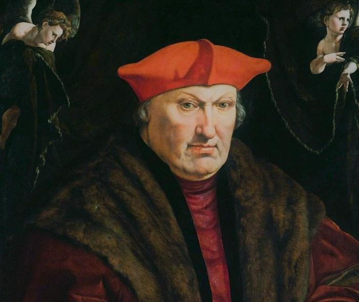[GLORIE DEL CARDINALATO] S.E.R. Cardinal Erardo della Marca (1472-1538)