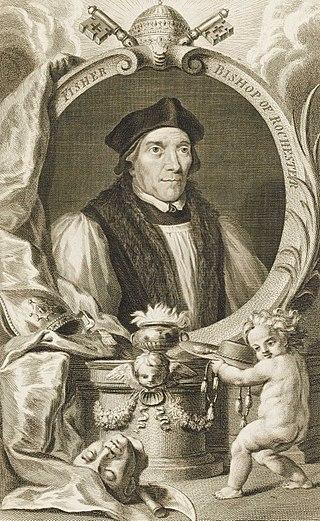 [GLORIE DEL CARDINALATO] San Giovanni Fisher (1469-1535)