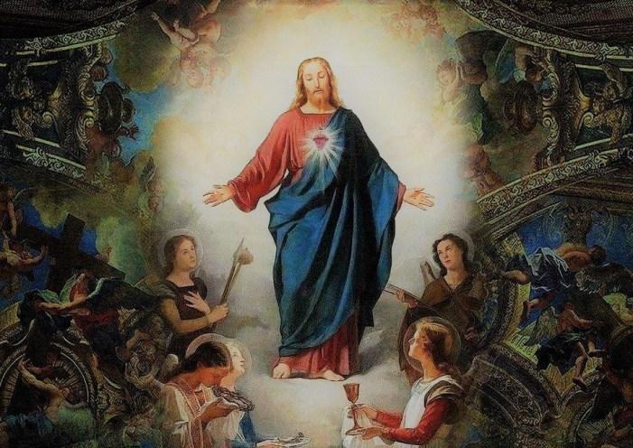 [DIFUNDE TU FE CATOLICA] MES DEL SAGRADO CORAZÓN DE JESÚS. DÍA 15: Día de la Eucaristía