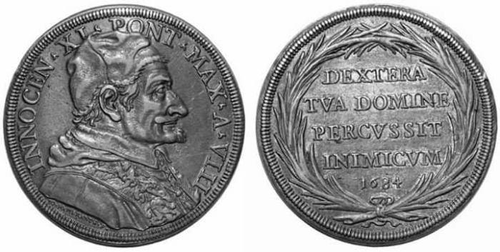 Il beato Innocenzo XI e la vittoria sul Turco a Vienna