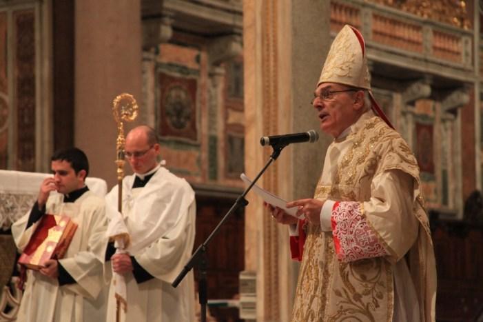 """Il vescovo di Reggio: """"A Bibbiano bimbi usati per progetto ideologico"""". Ma…"""