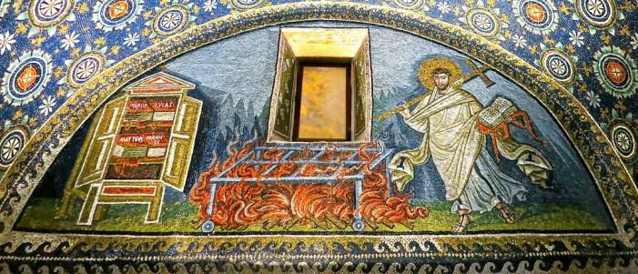 L'inno di Prudenzio al beatissimo Martire Lorenzo, vincitore del sordido Giove
