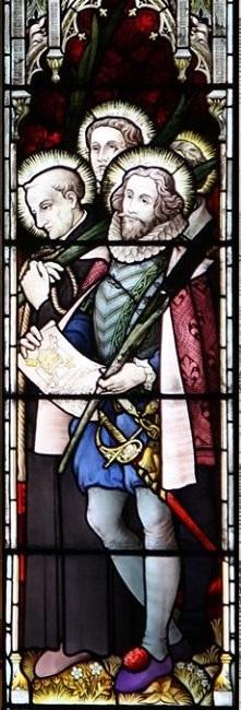 Beato Giovanni Felton, martire della persecuzione elisabettiana
