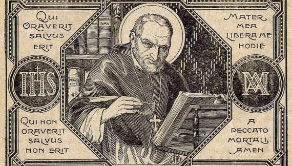 """Sant'Alfonso: """"La divina misericordia è infinita, i suoi atti no!"""""""