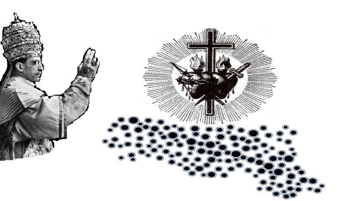 Pio XII sulla consacrazione dell'Emilia: «Possa l'Emilia tutta essere guadagnata a Cristo e alla sua Chiesa»