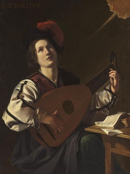 San Genesio, il commediante martire