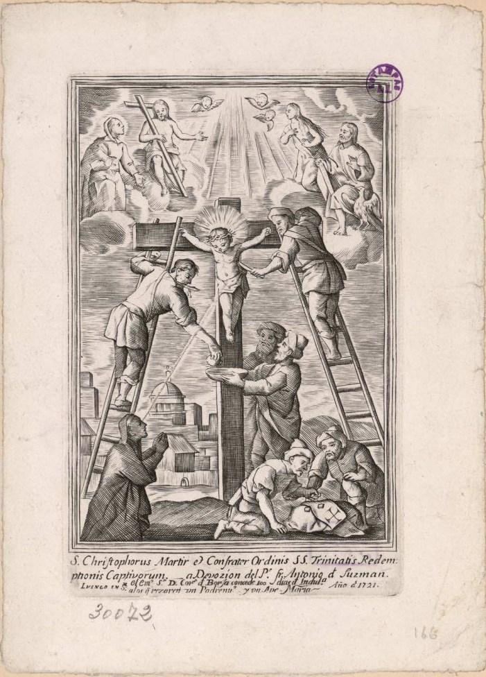 """El Santo Niño de La Guardia"", martirizzato dai Giudei."