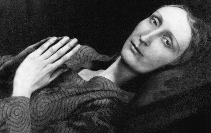 """La conversione di Edith Sitwell: avanguardia e tradizione di una poetessa """"papista"""""""
