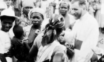 Il missionario Marcel Lefebvre e il paganesimo africano