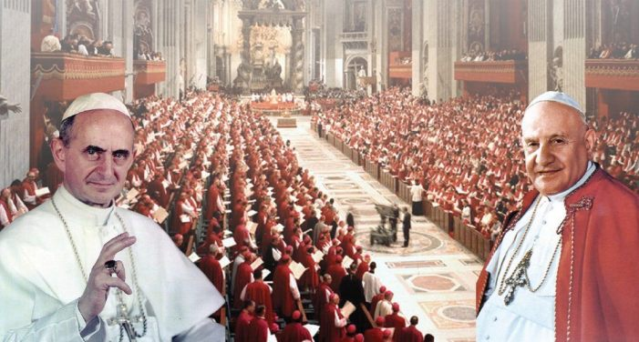 Monsignor Spadafora sul Vaticano II