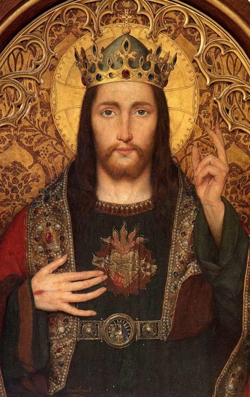 La festa di Cristo Re (del Card. Schuster)