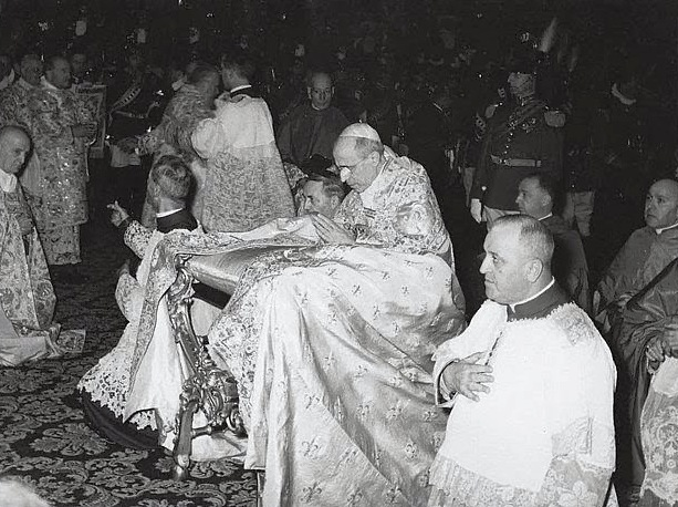 Preghiera del 1958 per la glorificazione di Pio XII