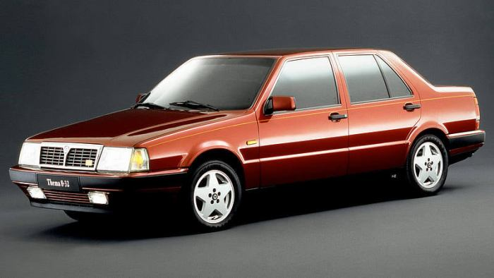 [SPADAMOTORS] La Lancia Thema Ferrari (1986)